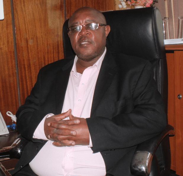 Mr.James Muthaka
