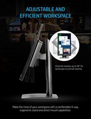 HP VH240a 23.8-inch