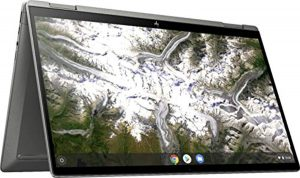 2020 Newest HP x360 2-in-1 14-inch FHD Touchscreen Chromebook