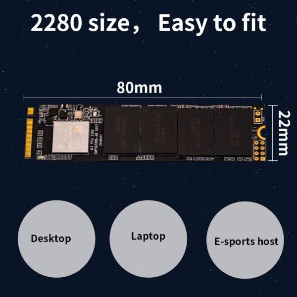 NVME PCIE x4 M 2 SSD m2 128GB 256GB 512GB 1TB 4