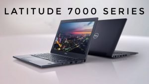 Dell Commercial Laptop